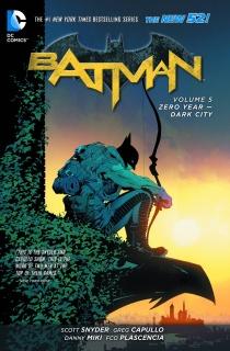 Batman Vol. 5: Zero Year - Dark City