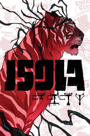 Isola #6 (Kerschl Cover)