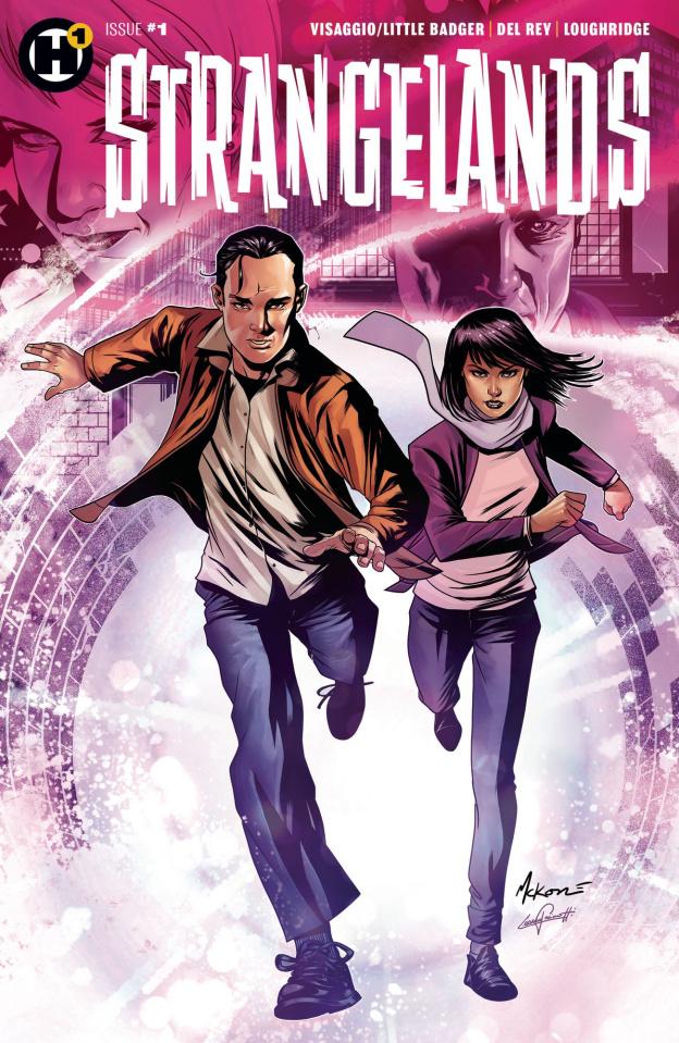 Strangelands #1 (McKone Cover)