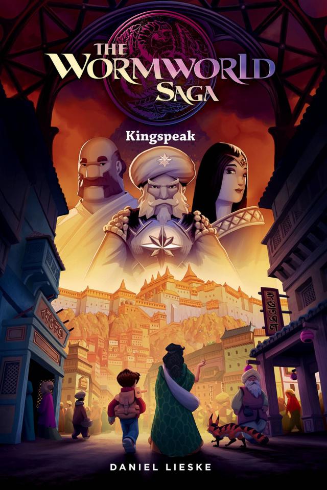 The Wormworld Saga Vol. 3: Kingspeak