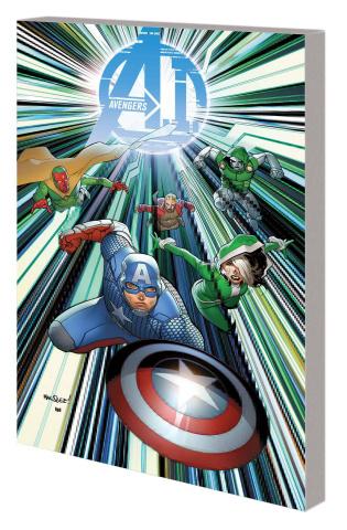 Avengers AI Vol. 2: 12000 AD