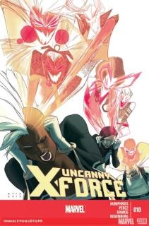 Uncanny X-Force #10