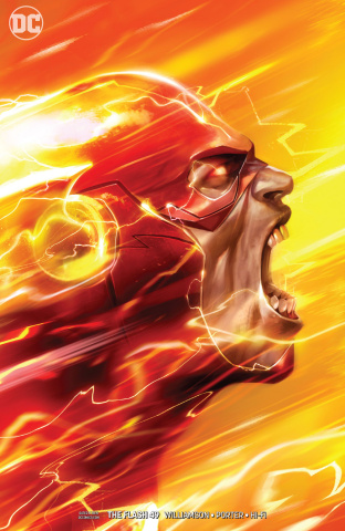 The Flash #49 (Variant Cover)