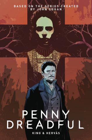 Penny Dreadful #11 (Ingranata Cover)