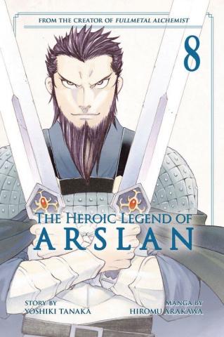 The Heroic Legend of Arslan Vol. 8