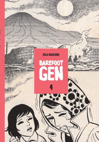 Barefoot Gen Vol. 4