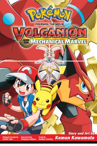 Pokémon: The Movie - Volcanion and the Mechanical Marvel