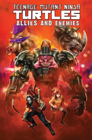Teenage Mutant Ninja Turtles: Allies and Enemies