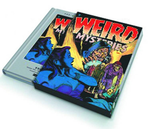 Weird Mysteries Vol. 1