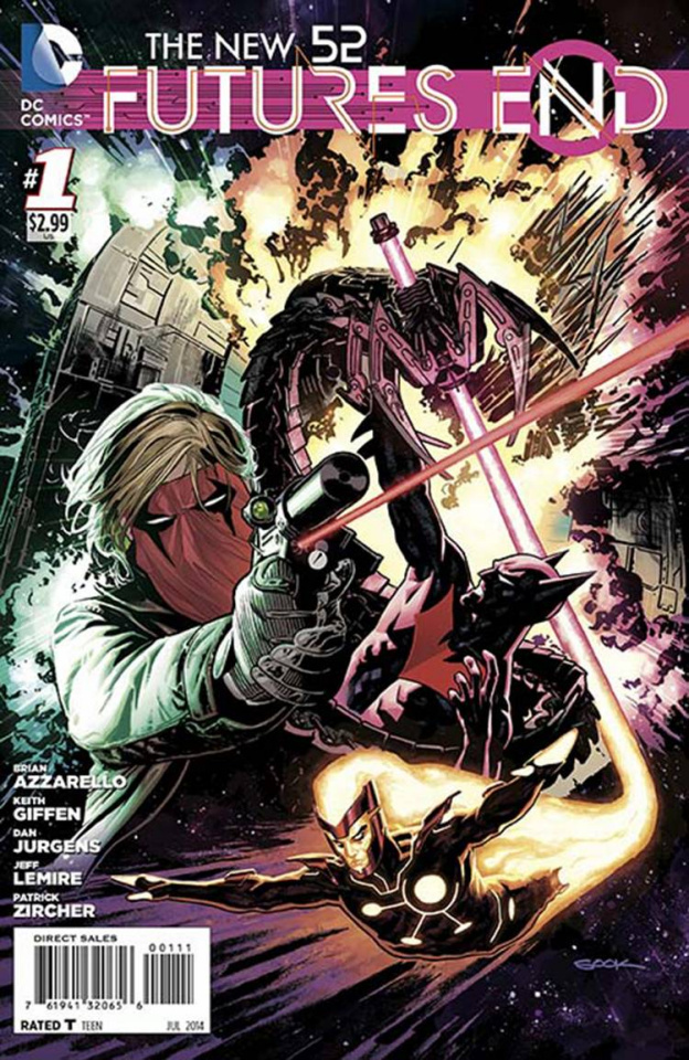 The New 52: Future's End #1