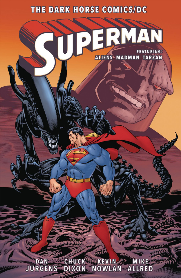 Dark Horse Comics/DC: Superman