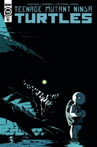 Teenage Mutant Ninja Turtles #106 (10 Copy Campbell Cover)