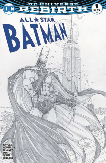 All-Star Batman #1 (Aspen B&W Set)