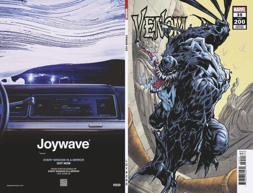 Venom #35 (Ramos 200th Issue Cover)