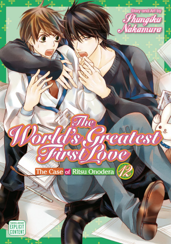 The World's Greatest First Love Vol. 12