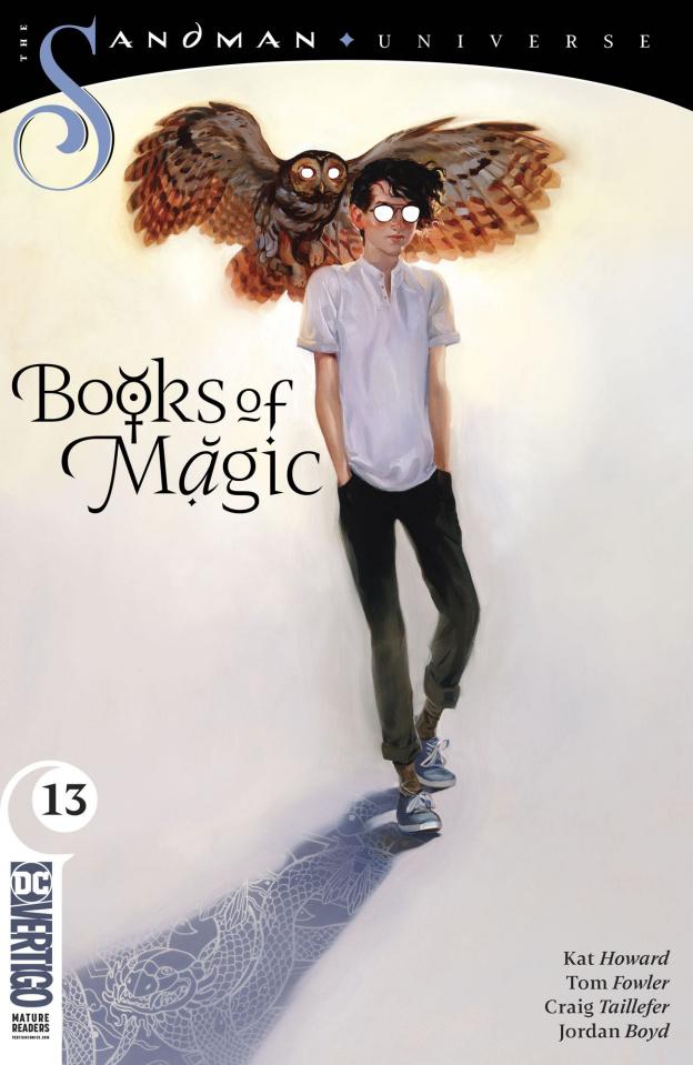 Books of Magic #13