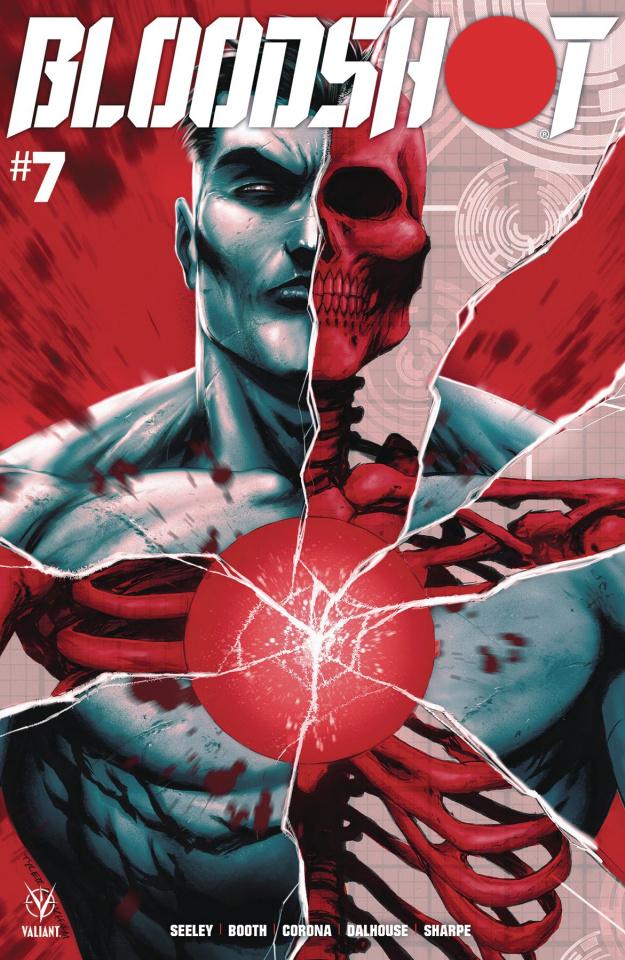 Bloodshot #7 (Kirkham Cover)