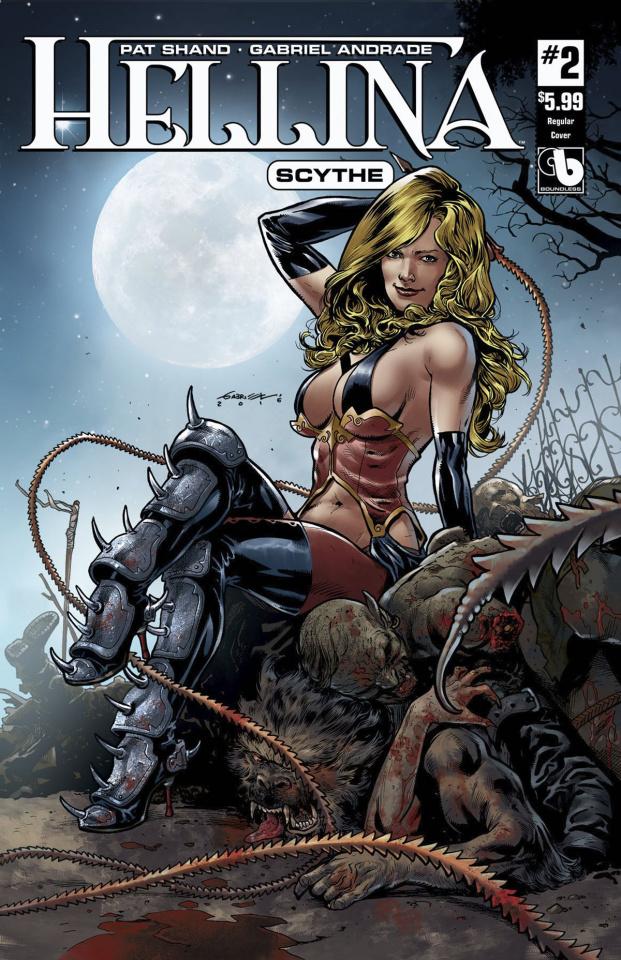 Hellina: Scythe #2