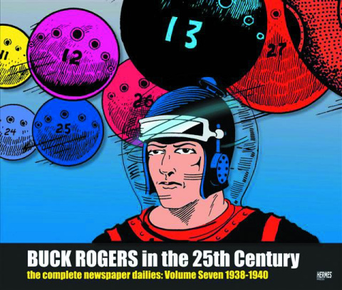 Buck Rogers in the 25th Century Vol. 7: The Complete Newspaper Dailies, 1938-1939