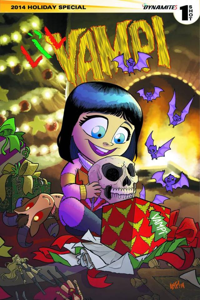 Li'l Vampi Holiday Special 2014