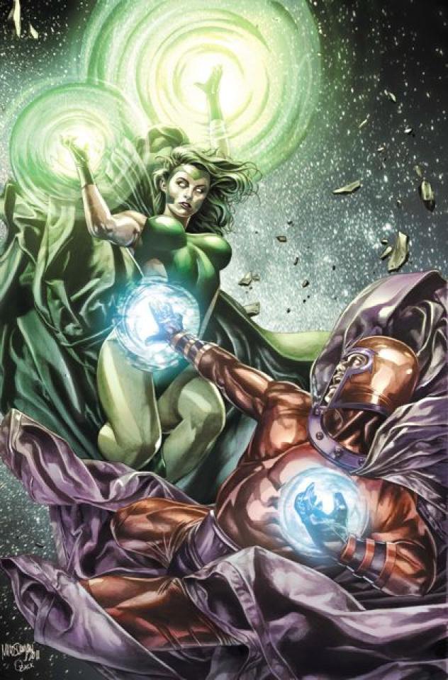 X-Men Legacy #256