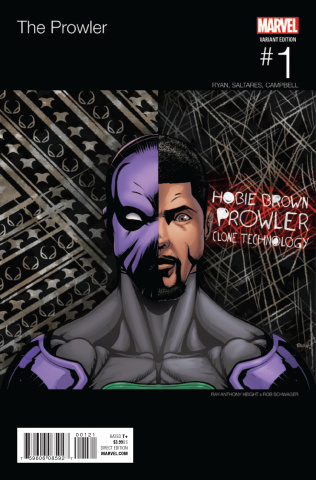 The Prowler #1 (Height Hip Hop Var Cover)