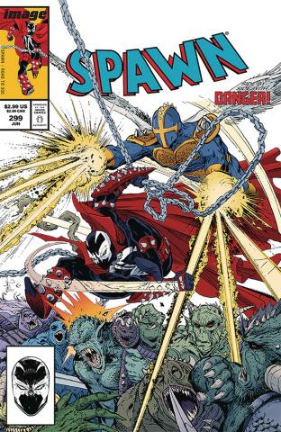 Spawn #299 (McFarlane Cover)