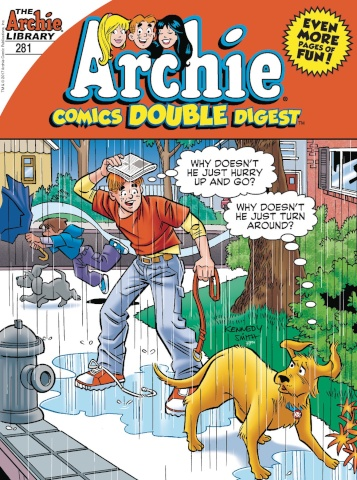 Archie Comics Double Digest #281