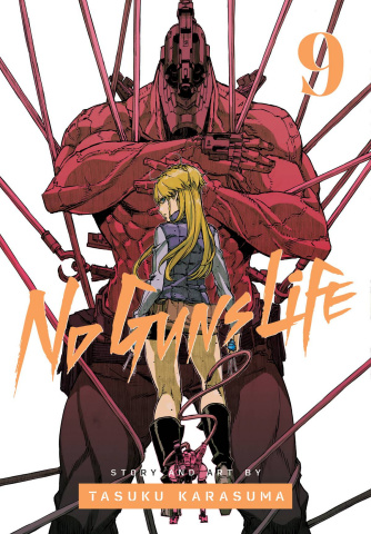 No Guns Life Vol. 9