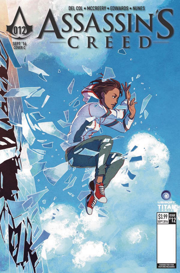 Assassin's Creed #12 (Duffield Cover)
