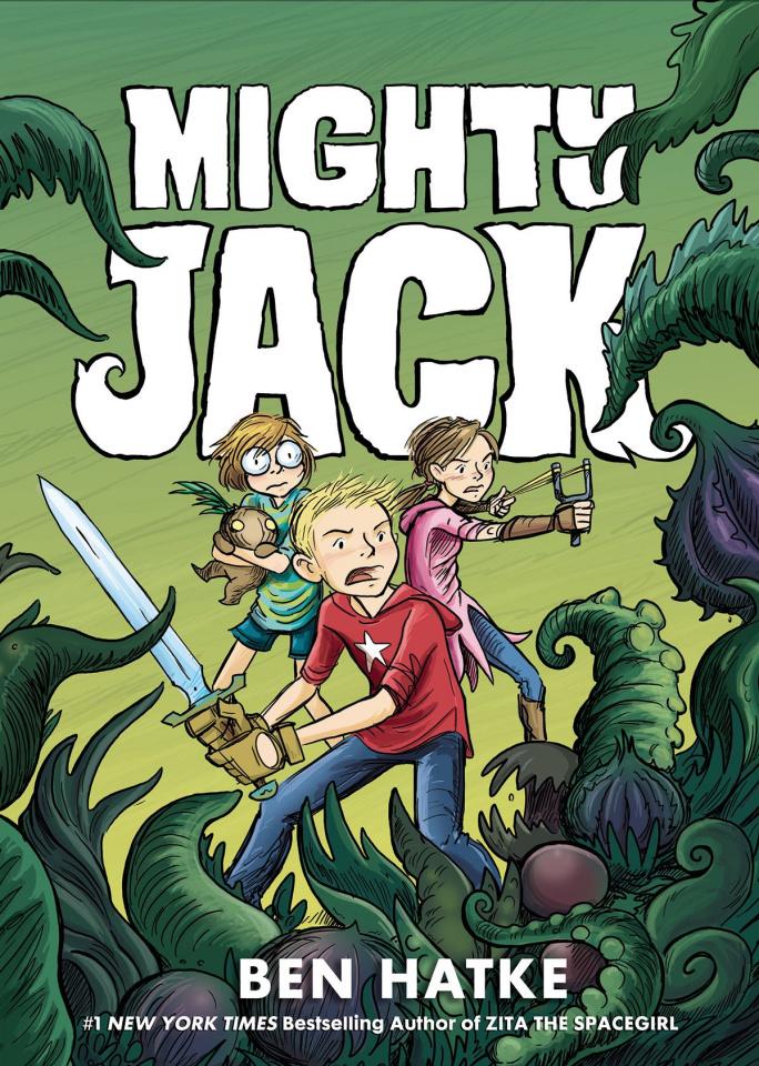 Mighty Jack Vol. 1