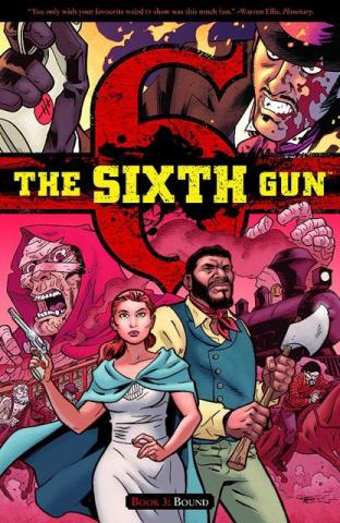 The Sixth Gun Vol. 3
