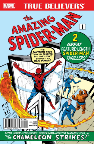 The Amazing Spider-Man #1 (True Believers)