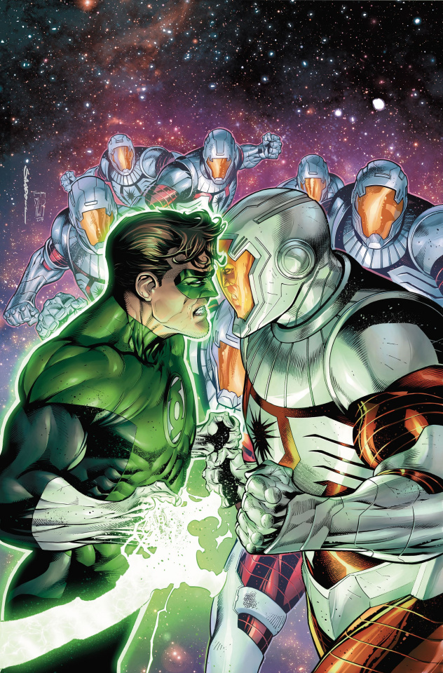Hal Jordan and The Green Lantern Corps #44