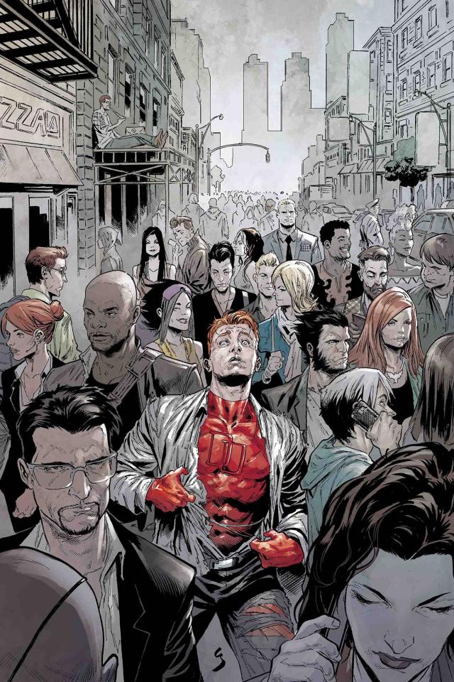 Marvel Knights: 20th Anniversary #1