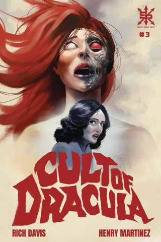 Cult of Dracula #3 (Nemeth Cover)
