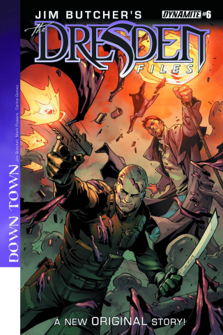 The Dresden Files: Down Town #6