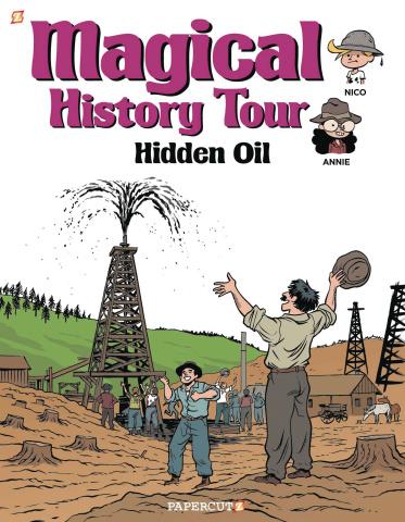 Magical History Tour Vol. 3: Hidden Oil