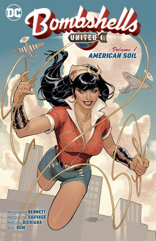 Bombshells United Vol. 1