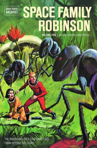 Space Family Robinson Archives Vol. 5