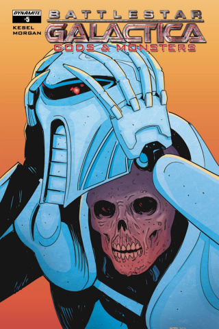 Battlestar Galactica: Gods & Monsters #5 (Morgan Cover)