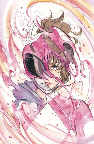 Mighty Morphin' #4 (50 Copy Momoko Cover)