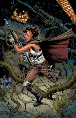 War Mother #3 (Gorham Cover)
