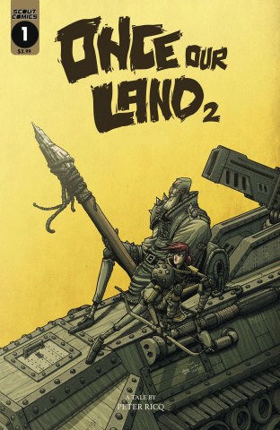 Once Our Land, Book Two #1
