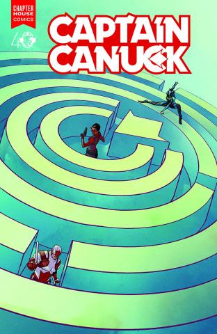 Captain Canuck #8