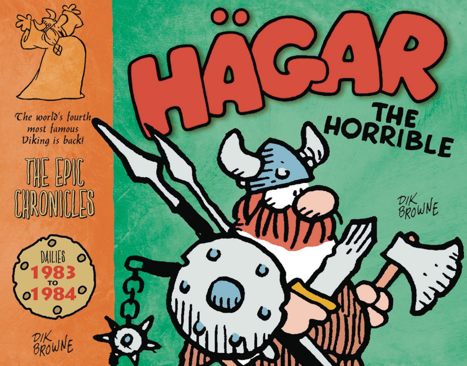The Epic Chronicles: Hägar the Horrible 1983 to 1984