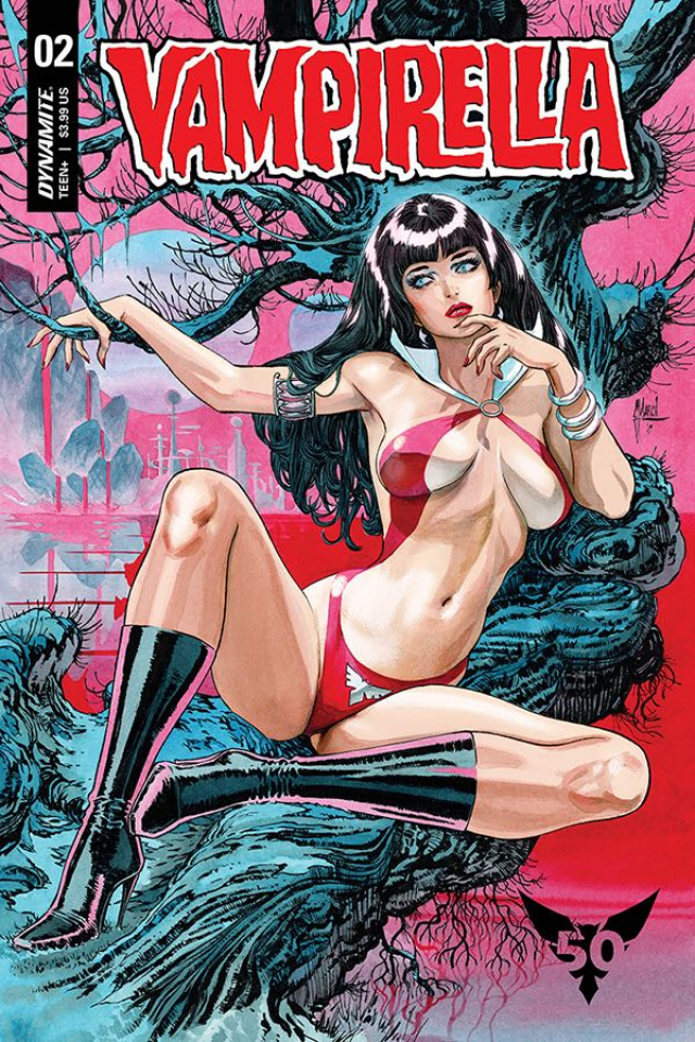 Vampirella #2 (March Cover)