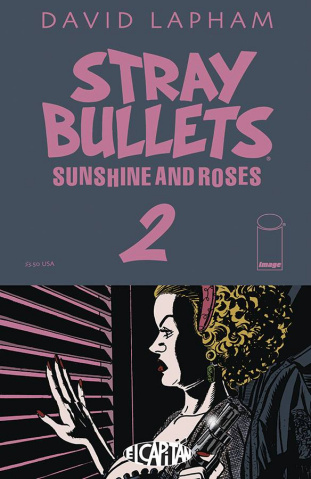 Stray Bullets: Sunshine and Roses #2