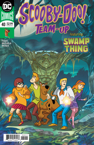 Scooby Doo Team-Up #40