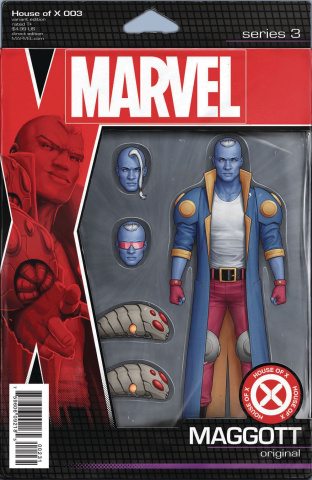 House of X #3 (Christopher Action Figure Cover)